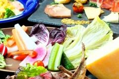 肉バルチーズバルコース